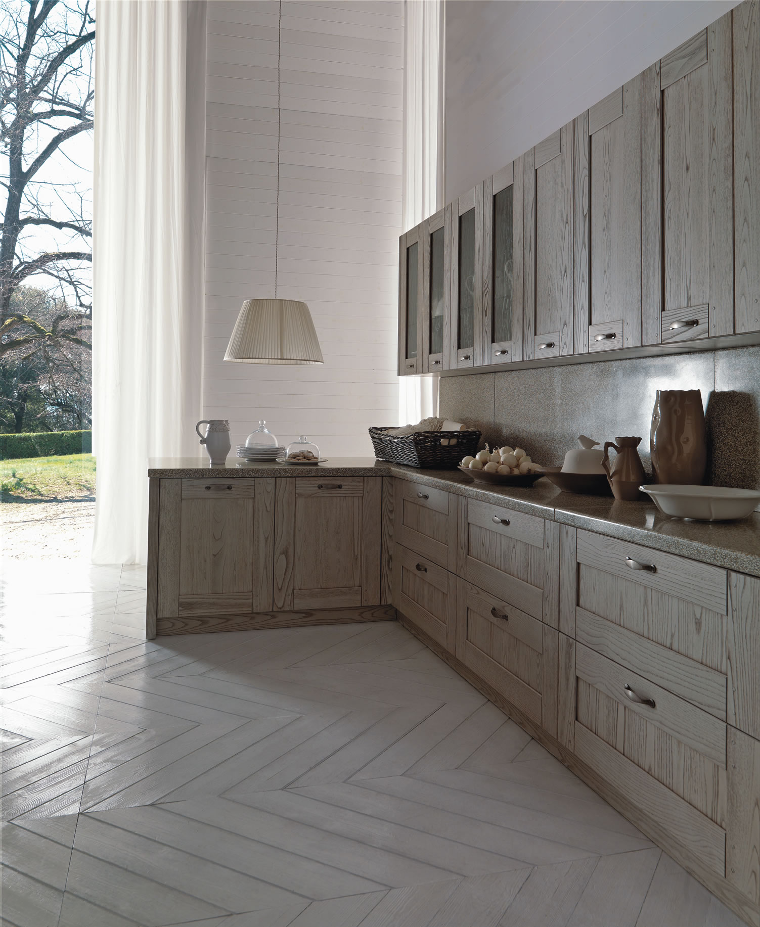Aurora Cucine Design Cucine Country Chic Cucine In Muratura  Home Design Idea