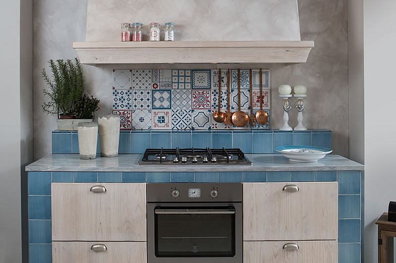 Cucine country chic componibili in legno ecologiche valdelsa siena firenze - Cucine shabby country ...