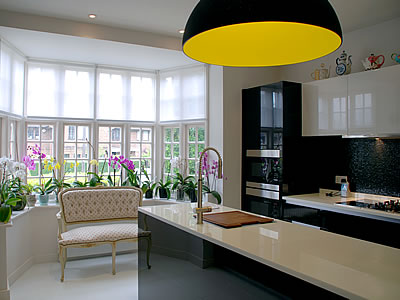 Aurora Kitchens London - Italian Design Kitchens