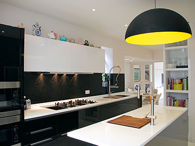 Aurora Kitchens London UK - Italian Design Kitchens