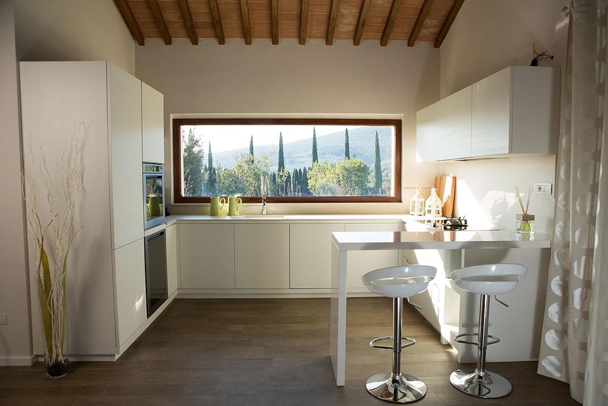 Foto cucine realizzate da Aurora | Cucine design moderne country ...