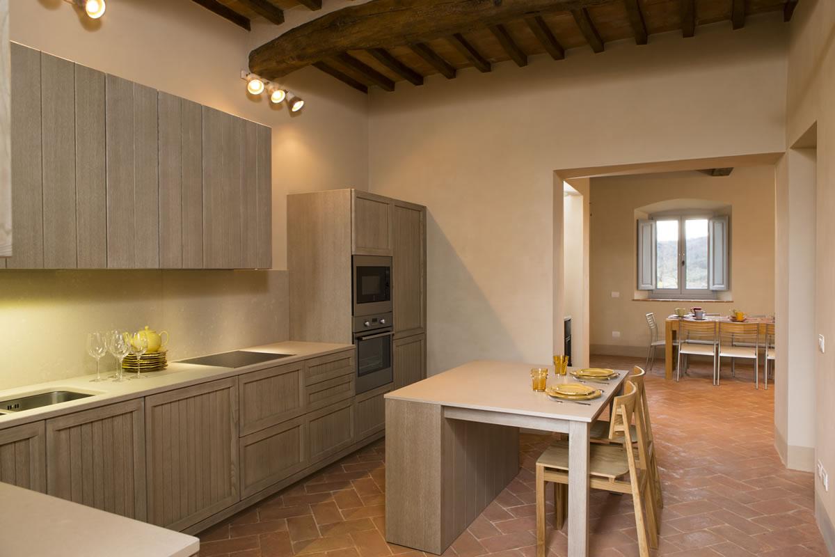 Foto cucine realizzate da aurora cucine design moderne - Case di montagna moderne ...