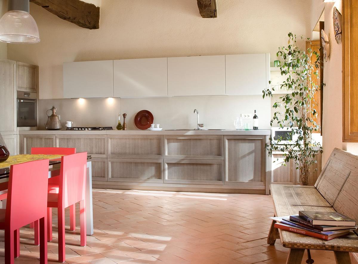 Foto cucine realizzate da aurora cucine design moderne country chic rustiche - Quale cucina comprare ...