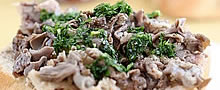 Italian recipes - Florentine Lampredotto