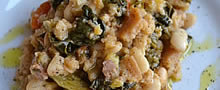 Italian recipes - Ribollita Tuscan soup