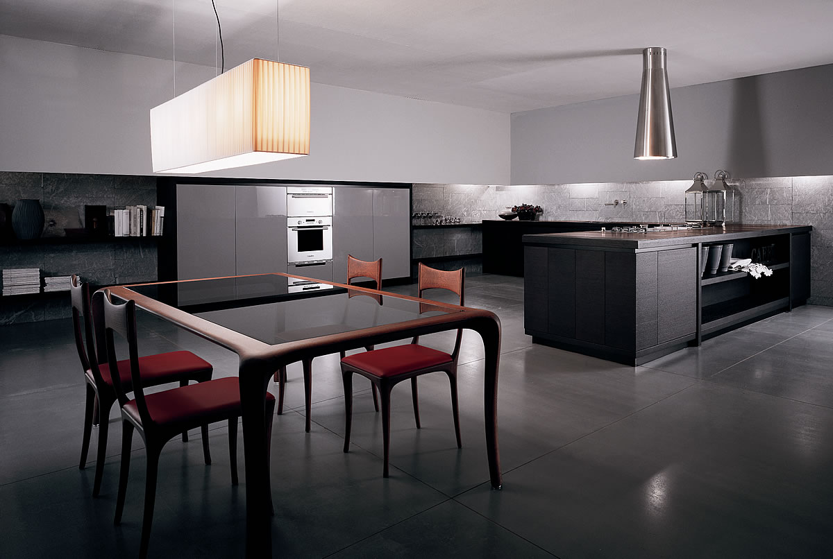 Cucine design moderne contemporanee poggibonsi toscana val d elsa