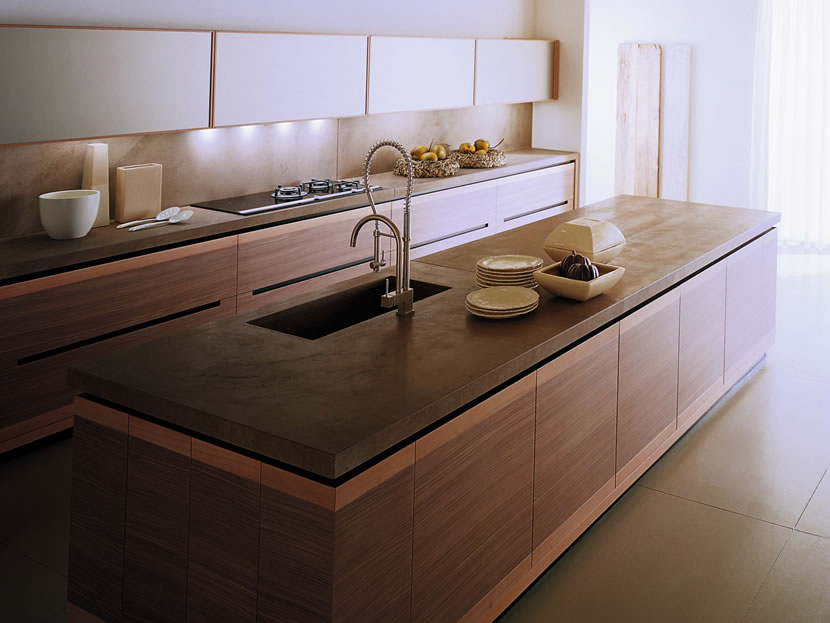Cucine Design moderne contemporanee Poggibonsi Toscana Val d ...