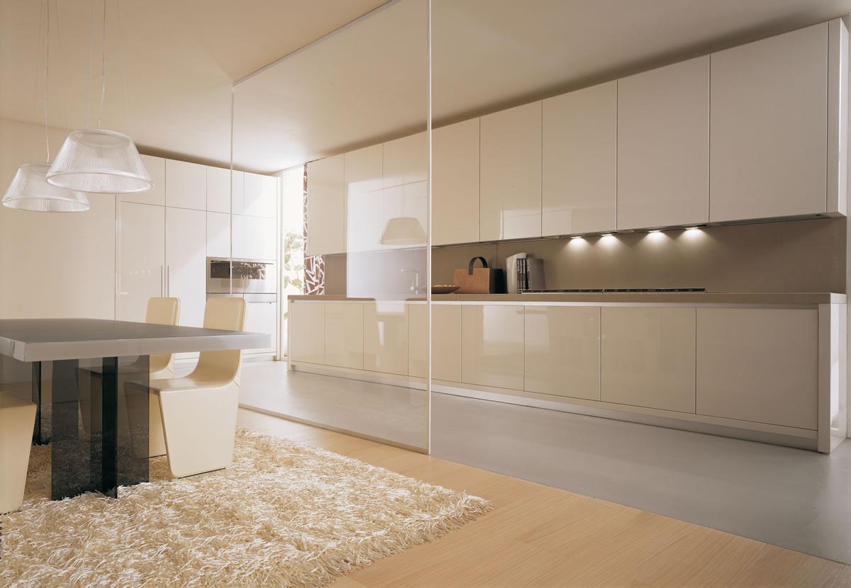 Cucine design moderne contemporanee poggibonsi toscana val - Aurora cucine prezzi ...
