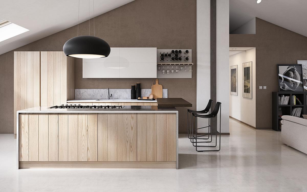 Cucina legno bianco rebecca srl comodino cassettiera armadio cassetti legno bianco vintage - Mobili poggibonsi ...