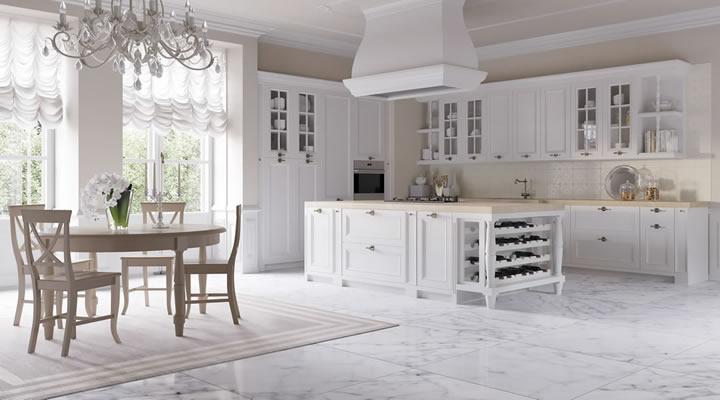 Interni Case Stile Inglese : Cucine design stile inglese componibili decorazione d interni