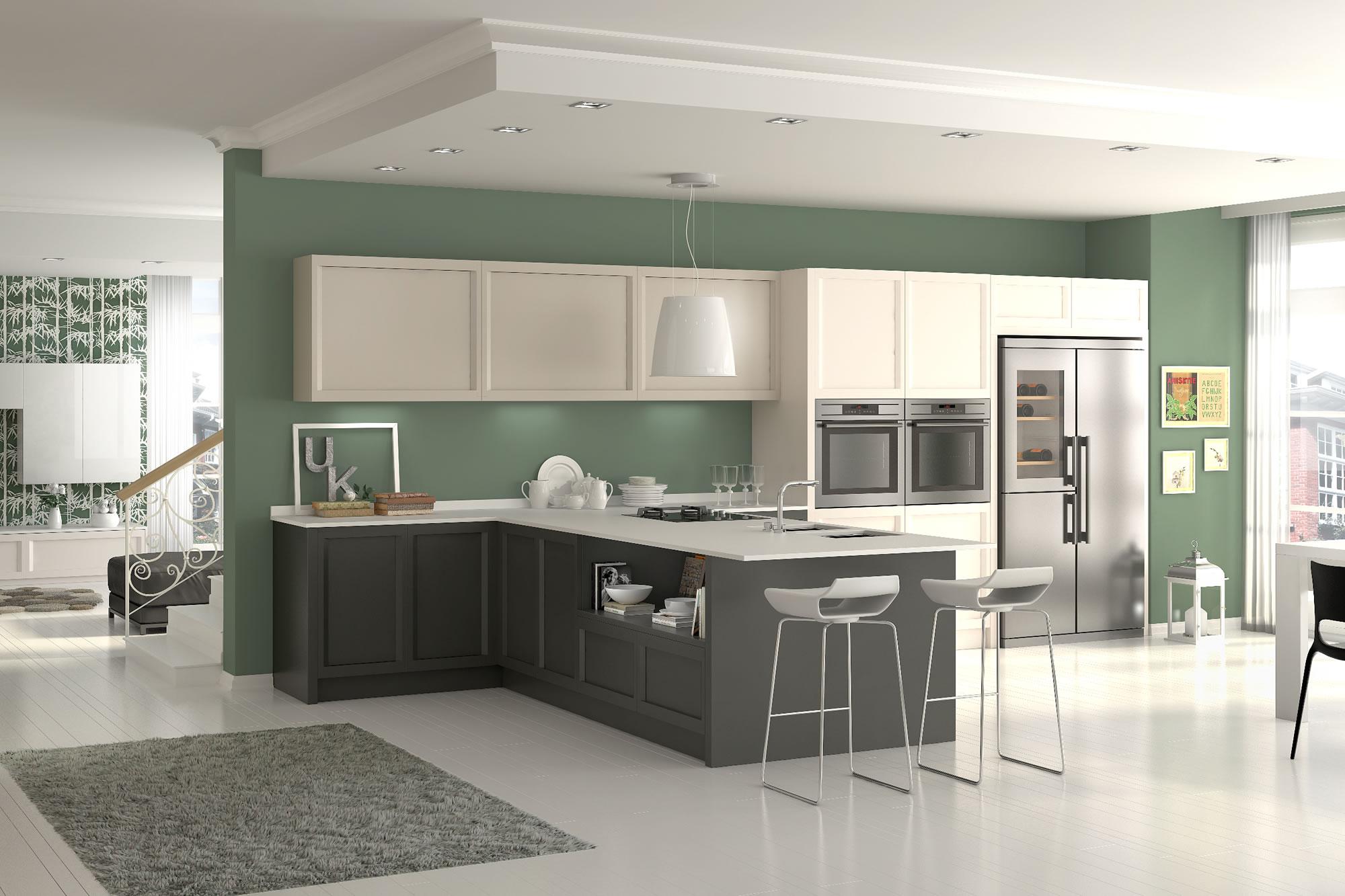 Cucine componibili design moderne eleganti ecologiche for Immagini design