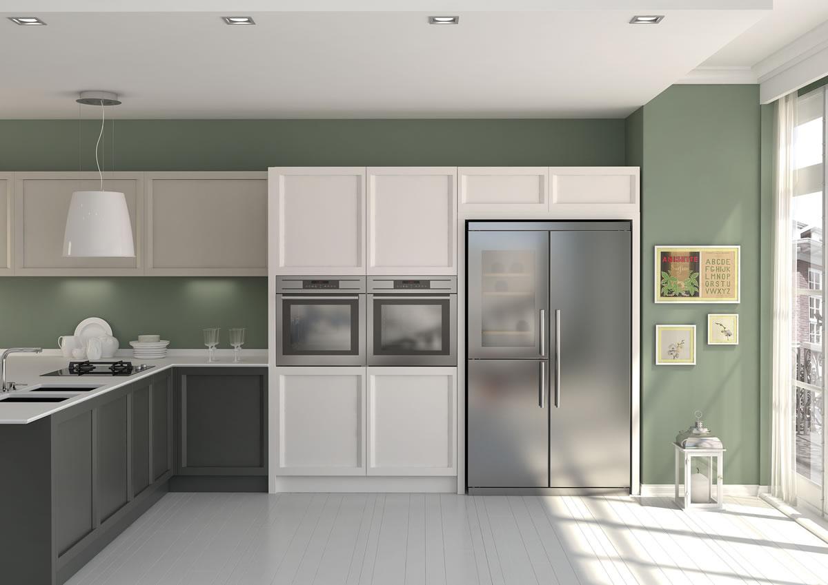 Cucine componibili design moderne eleganti ecologiche ...
