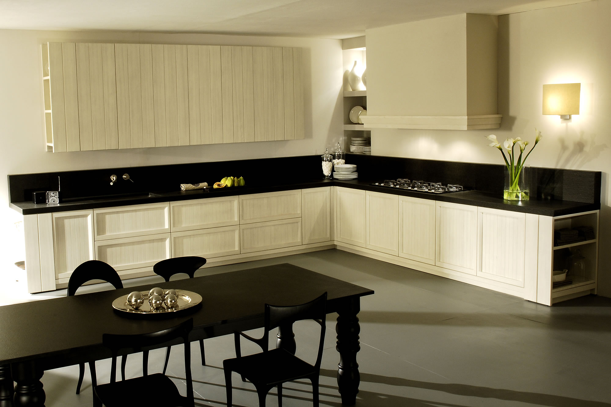 Italian country chic kitchens elegant rustic kitchens solid wood